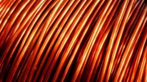 alambre esmaltado