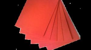 fibra roja